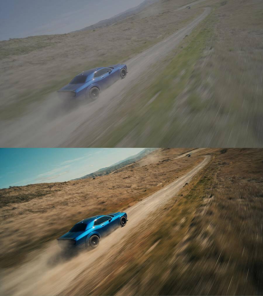 LUTs预设 75组专业电影级运动旅拍风景Vlog调色 兼容各类相机