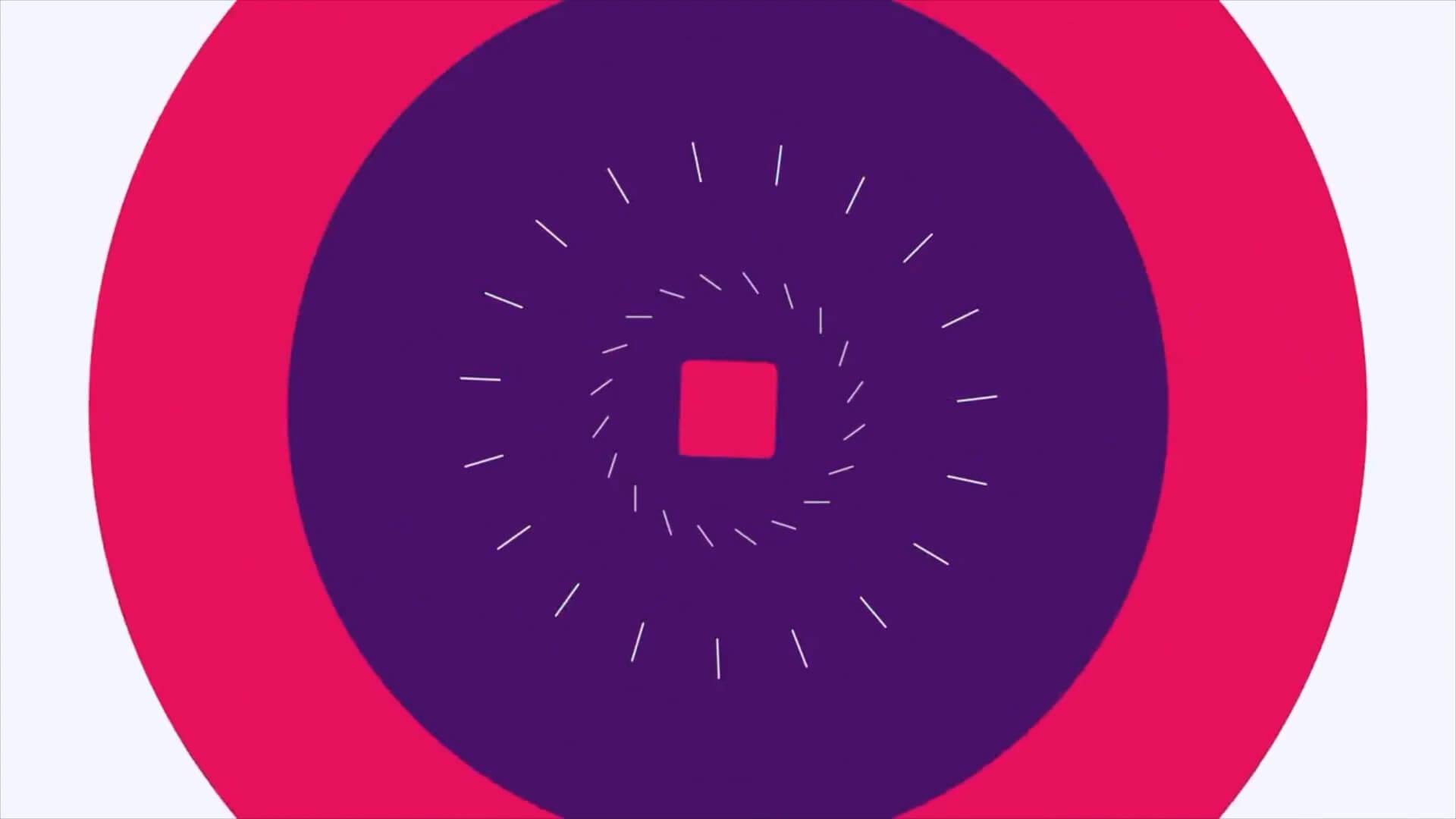 fcpx插件 简洁干净的LOGO徽标展示动画 Simple Modern Logo