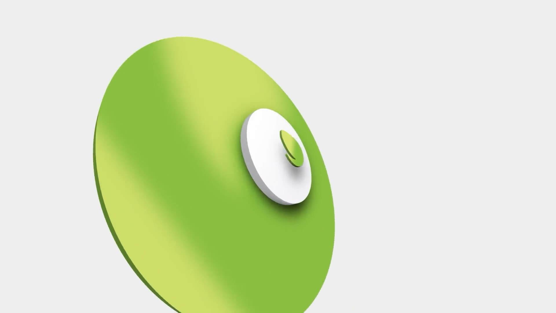 fcpx主题模板 3D徽标lOGO展示动画 Minimal 3D Logo Reveal