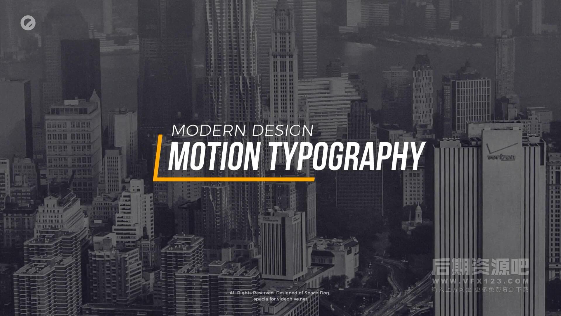 fcpx标题插件 30组简约创意标题动画模板 Motion Titles