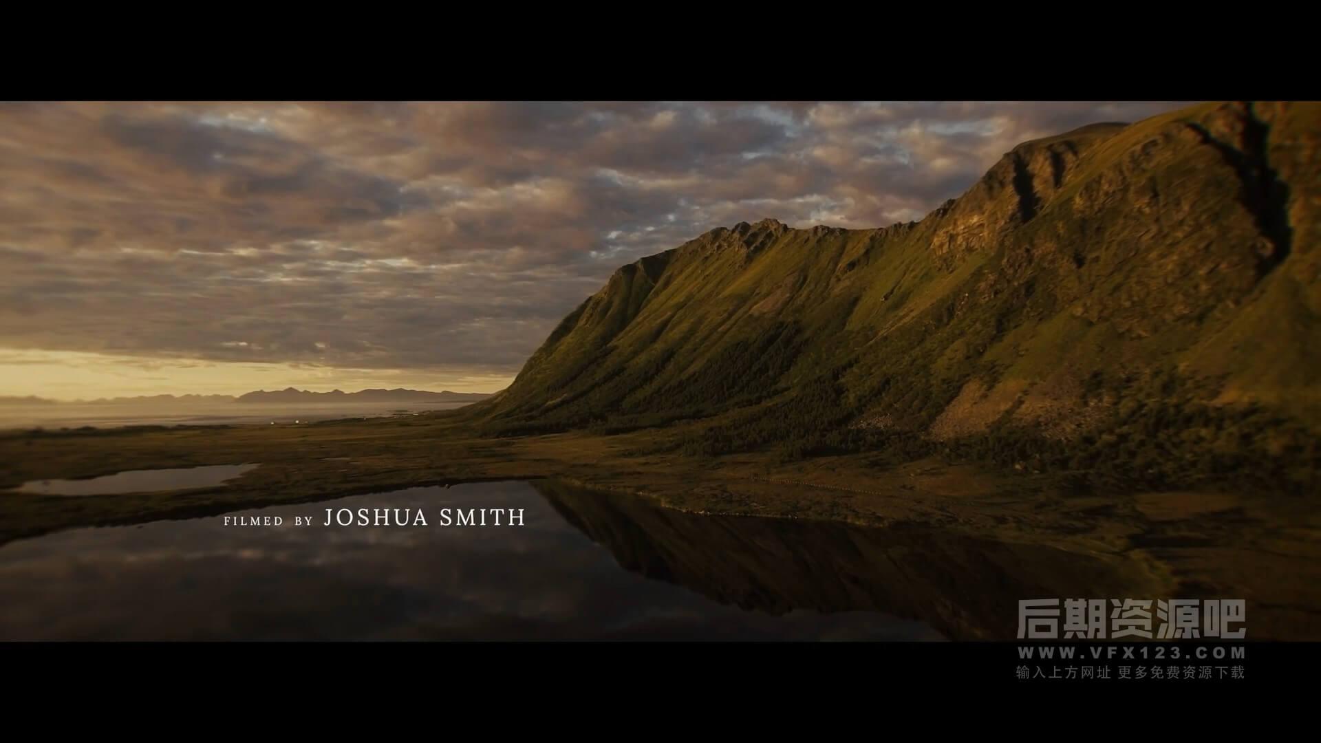 fcpx插件 50种大气优雅电影预告片开场结尾文字标题动画 支持M1 mTitle Cinematic