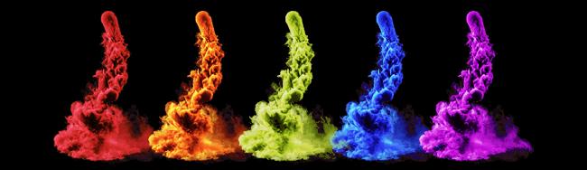 视频素材 32组4K魔幻法术粒子烟雾特效合成素材 带通道 Magic Elements