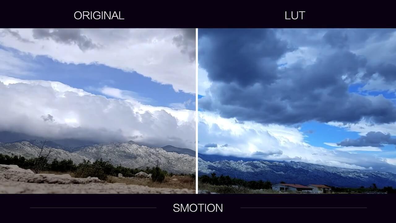 fcpx调色视频教程 如何使用fcpx自带LUT加载工具加载LUTS 附16组电影调色