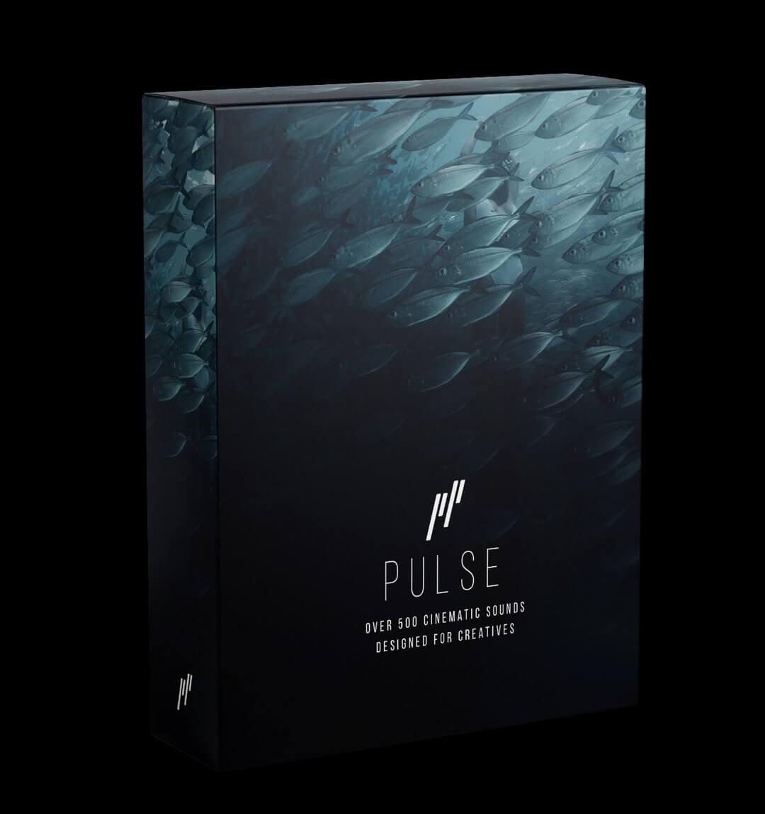 音效素材 510个沉浸式视觉叙事运动撞击过渡增强环境氛围音效