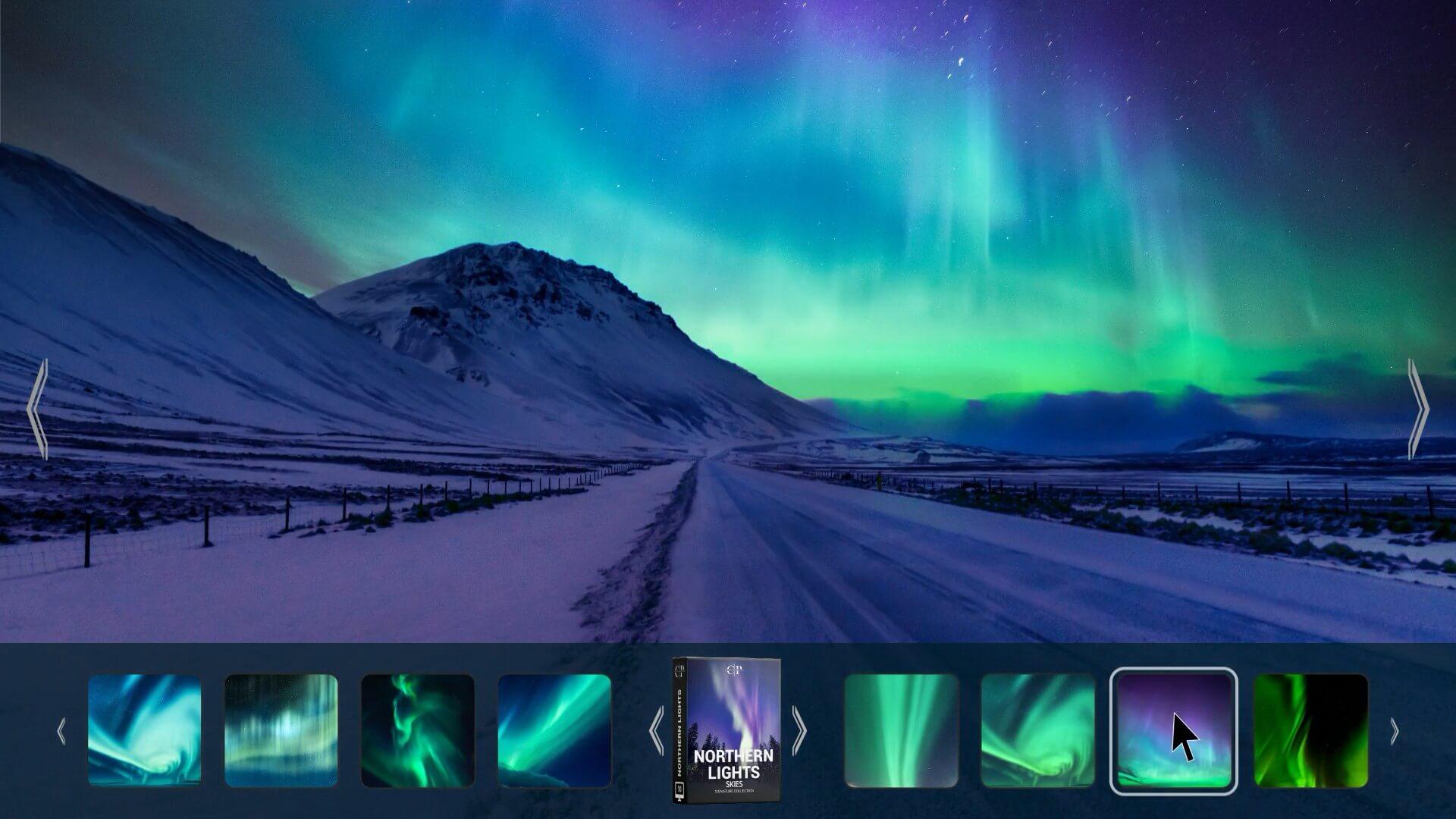 图片素材 130张高分辨率天空背景素材 为视频替换各类天空