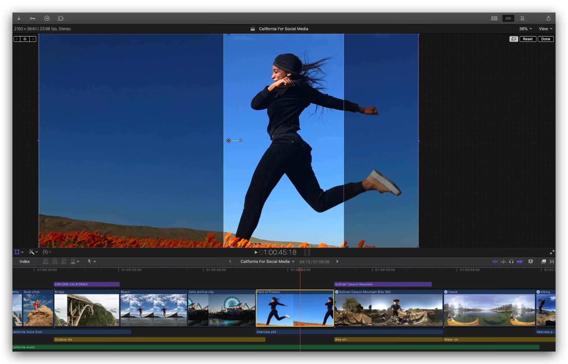 Final Cut Pro X 10.4.9 苹果视频剪辑软件中文破解版免费下载