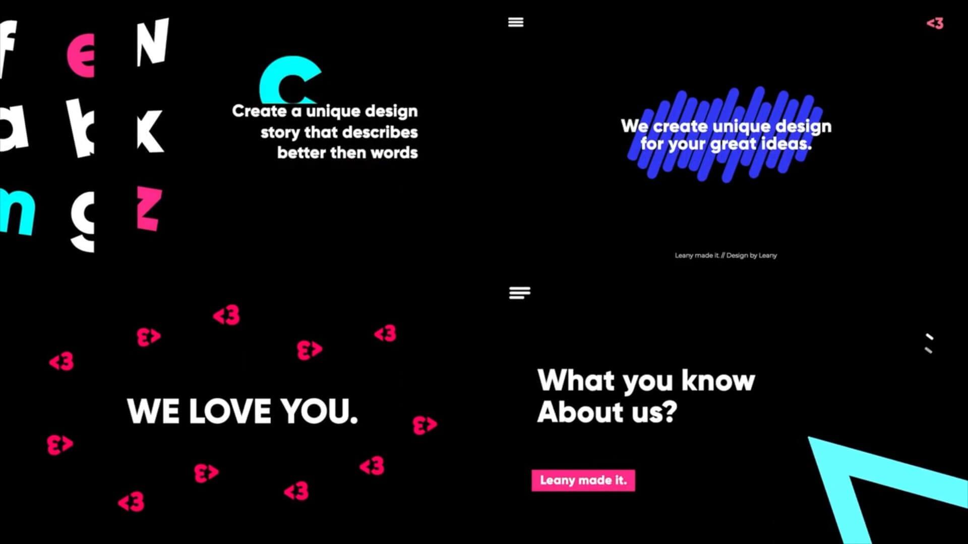 fcpx插件 8组创意版式文字标题动画模板 Typography
