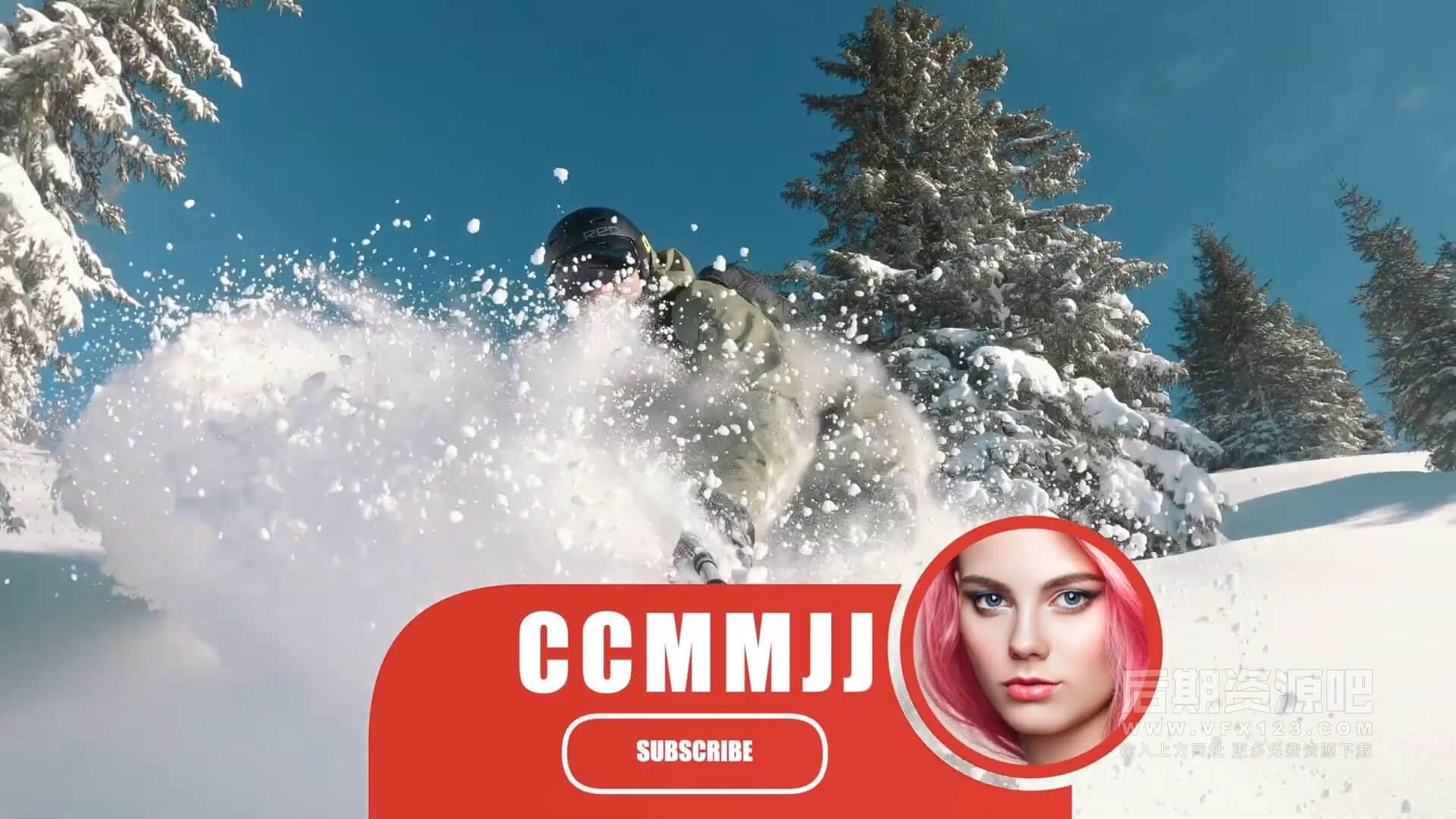 fcpx插件 自媒体短视频博主影片制作工具包 第四季 标题+动画+预告+LUTS