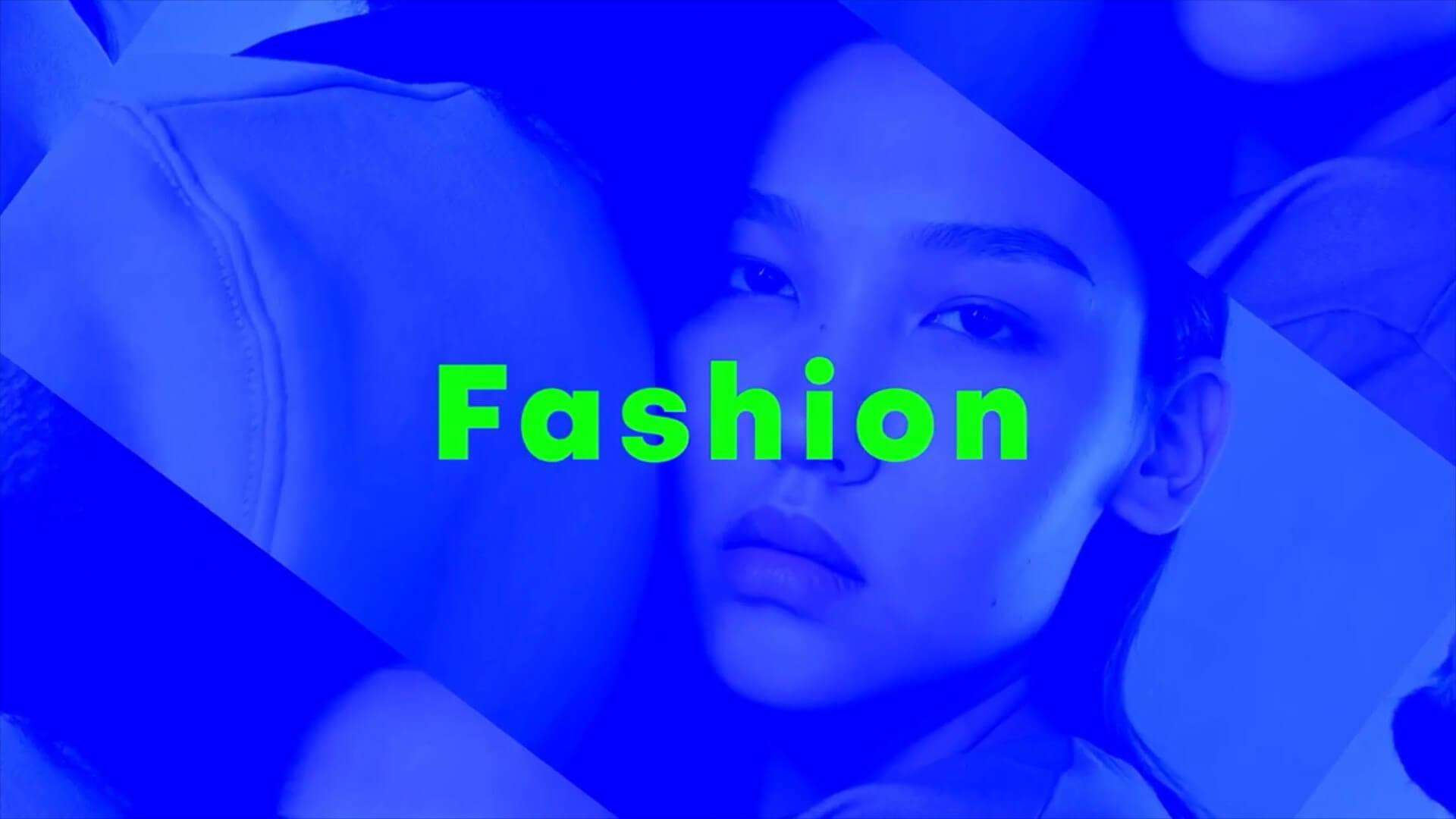 fcpx主题模板 时尚都市个性展示促销片头 Fashion Urban Promo