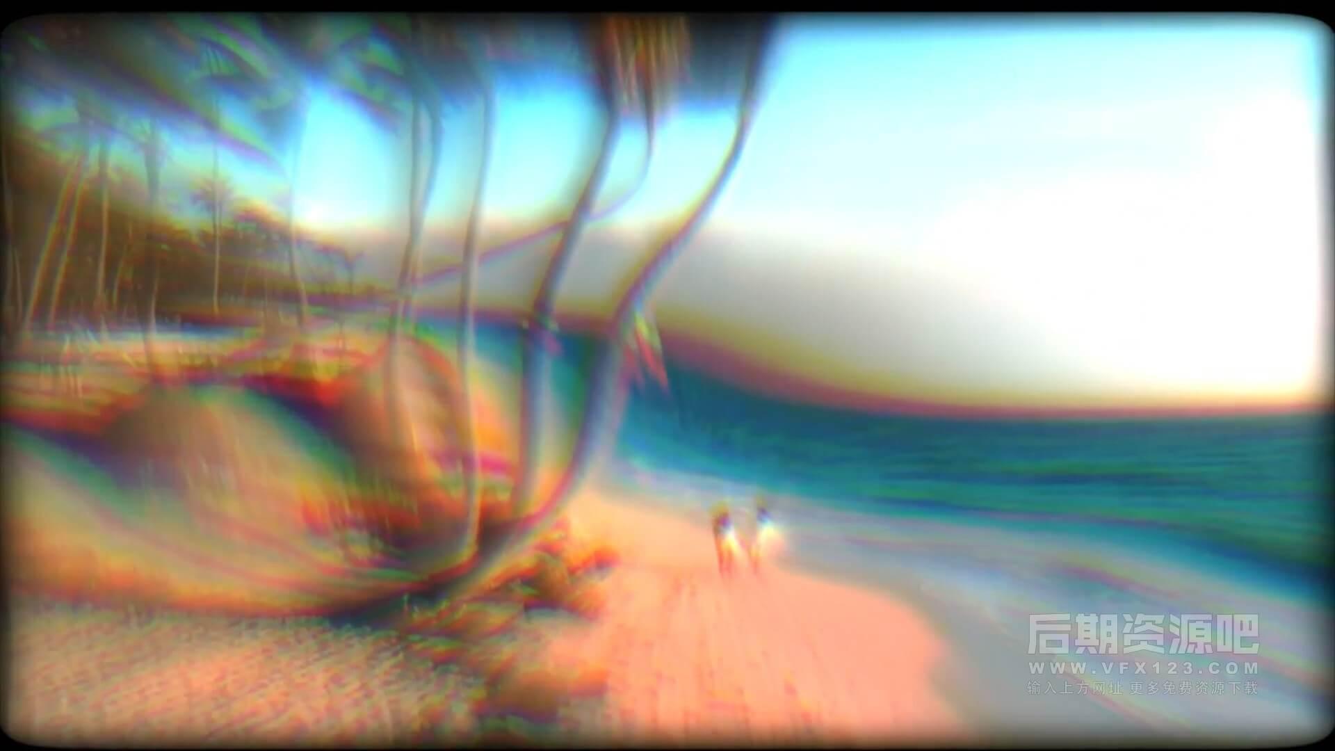 fcpx插件 8组梦境虚幻朦胧特效制作预设 Dream Effect