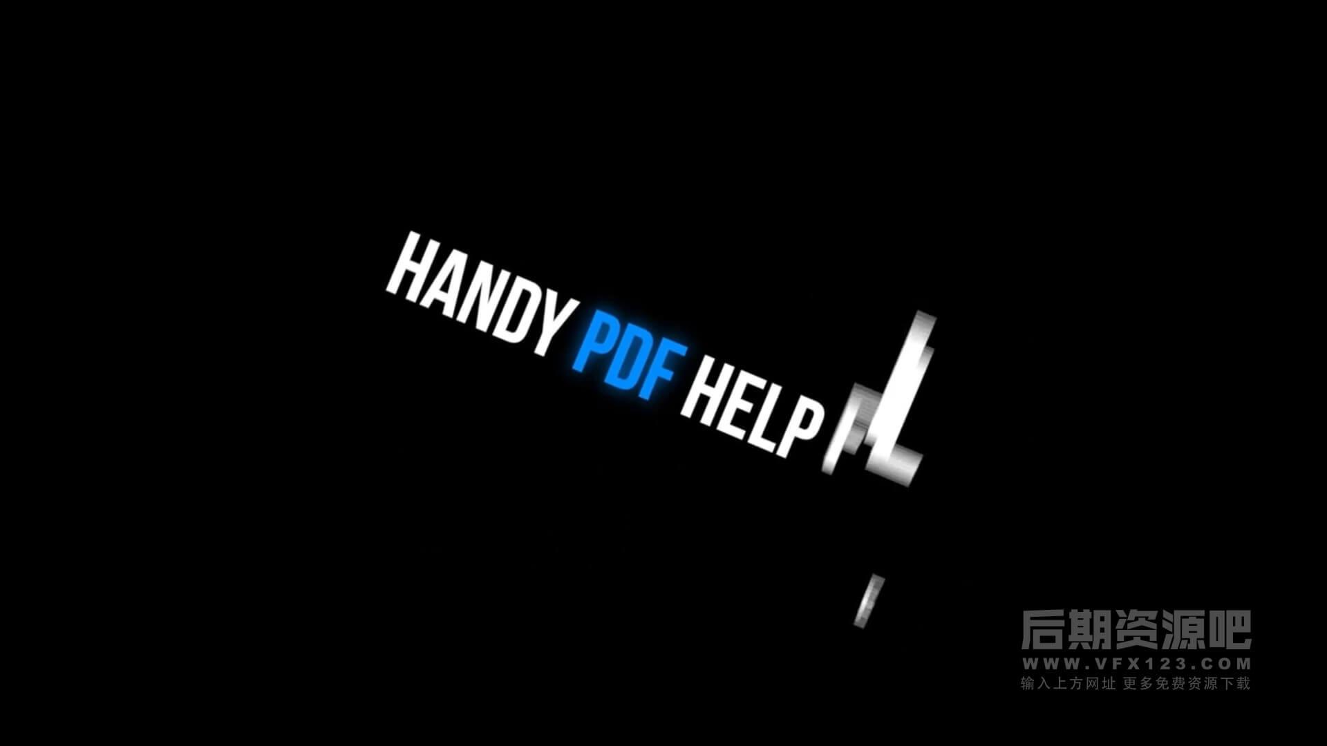 fcpx插件 50+弹跳动感文字标题预设 Bounce Text Animations