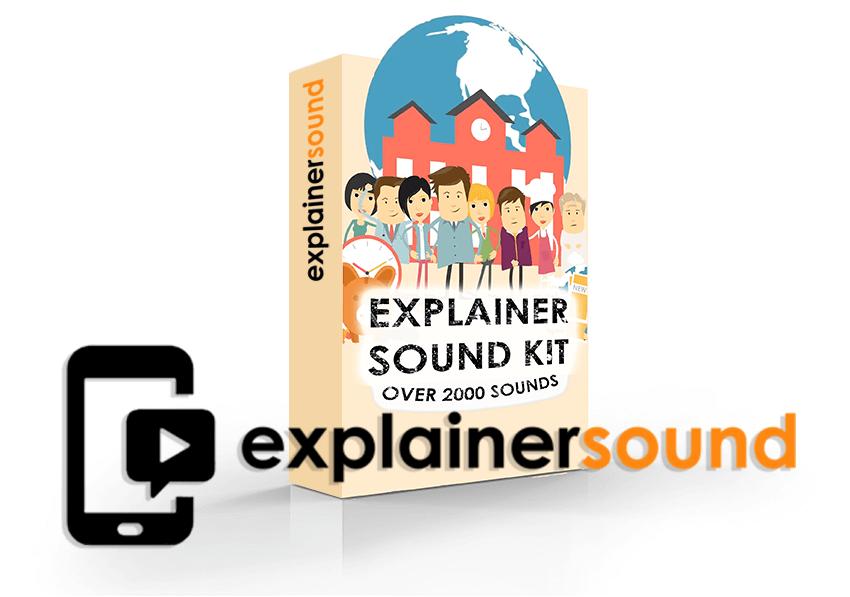 音效素材 MG动画解释器声音效果包 Explainer Sound SFX library