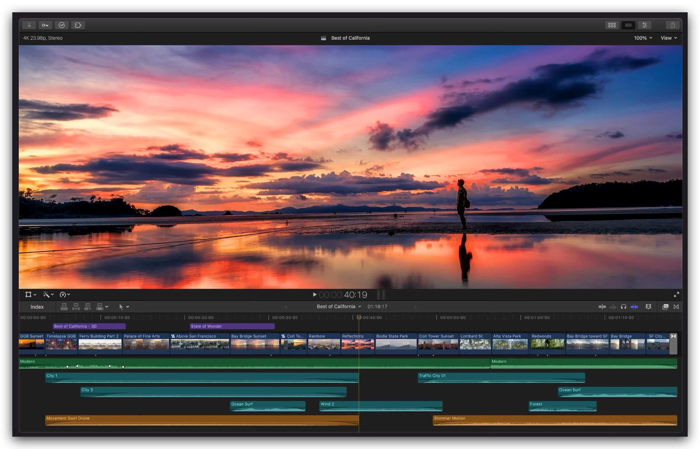 Final Cut Pro X 10.5 苹果视频剪辑软件中文破解版免费下载