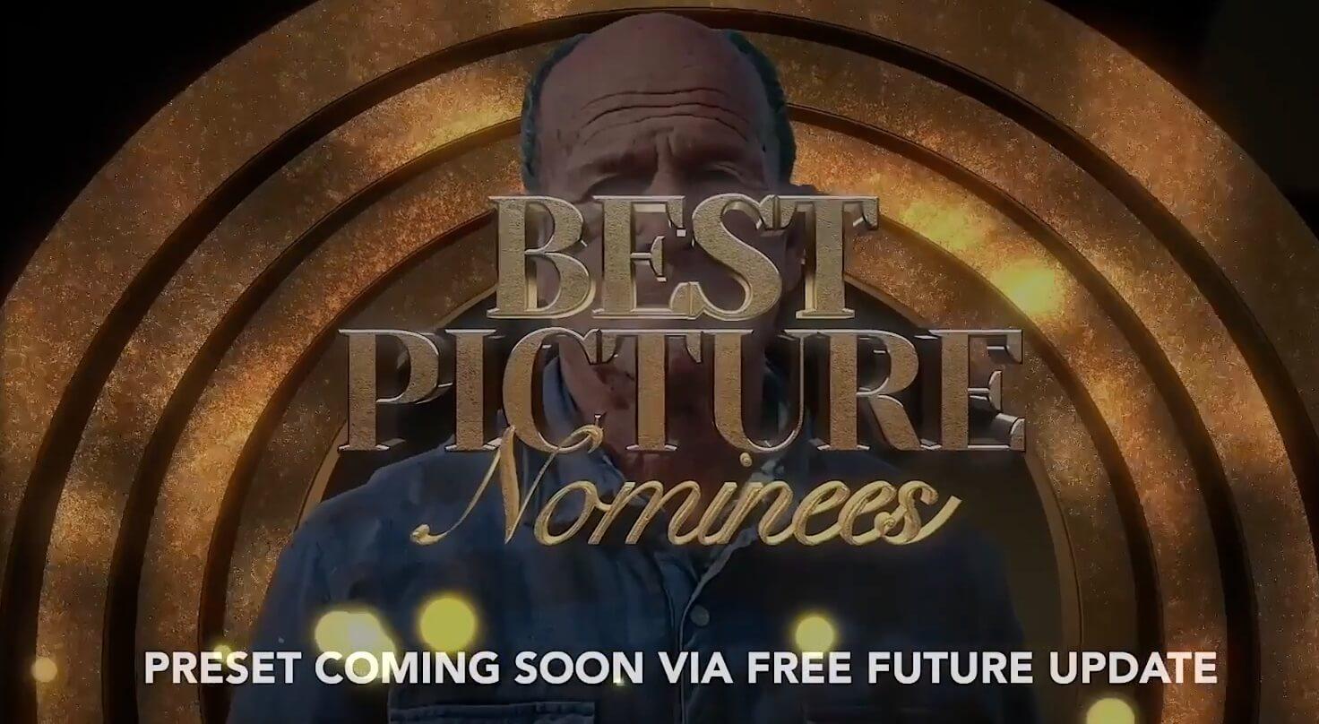 fcpx插件 30组颁奖典礼Awards风格定格冻结帧效果制作预设 3D Freeze Frame