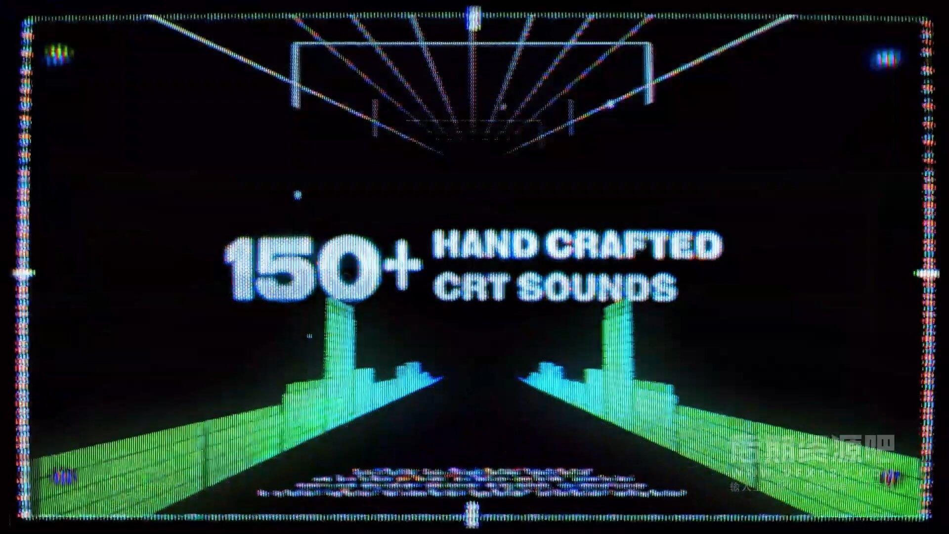 配乐素材 CRT界面显示搭配音效 干扰倒计时等 CRT SOUNDS PRO