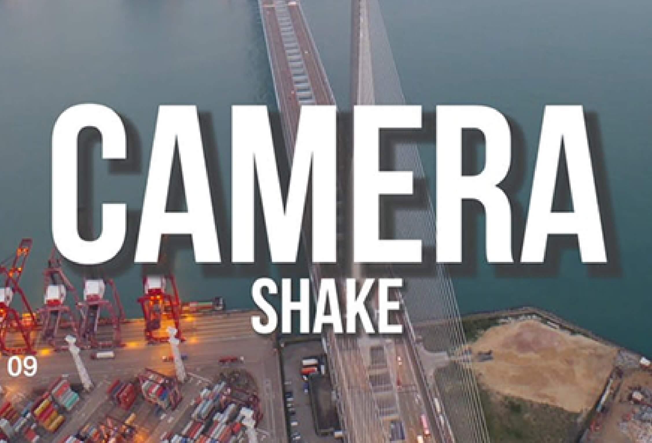 fcpx插件 10种模拟相机平滑晃动效果预设 Smooth Camera Shake