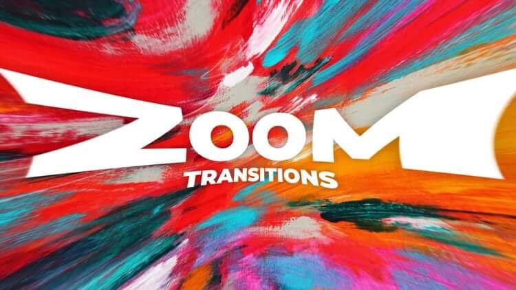 fcpx插件 16组缩放拉伸旋转效果过渡转场 Zoom Transitions