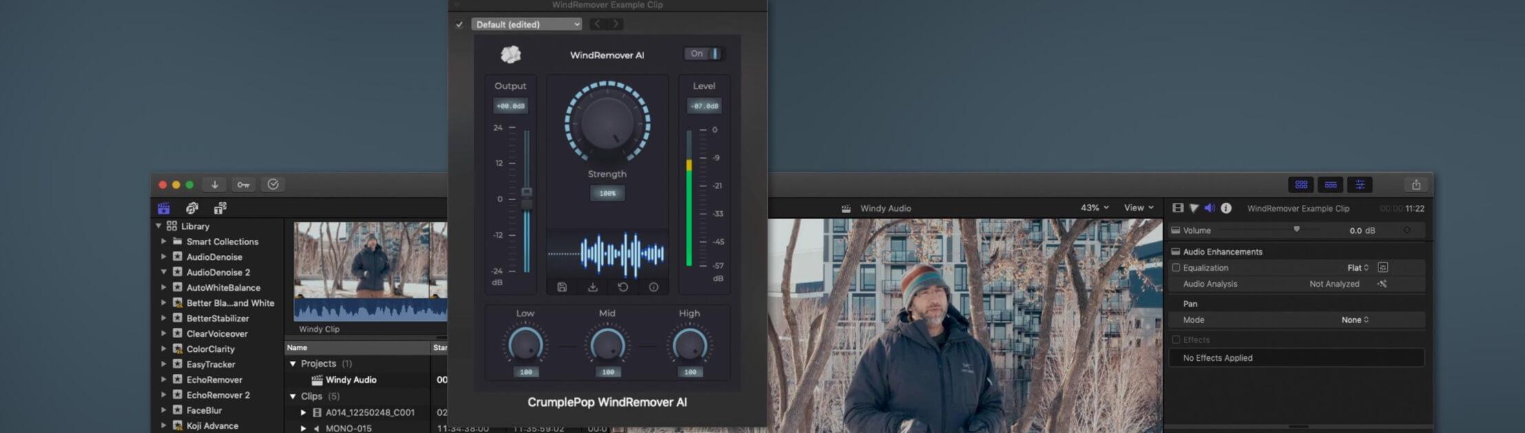 FxFactory Pro 7.2.2  Mac视频特效插件库 支持 big sur