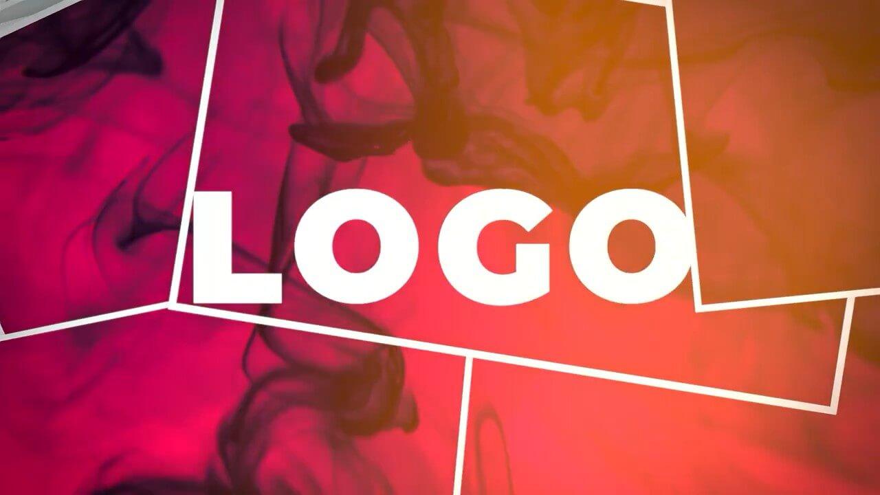 fcpx插件 多图快闪徽标logo展示片头模板 Stomp Logo
