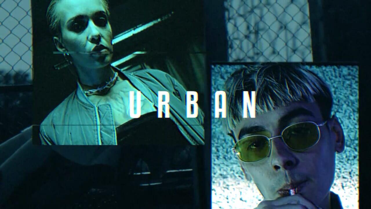 fcpx插件 城市嘻哈风格图文展示片头模板 Urban Street Intro