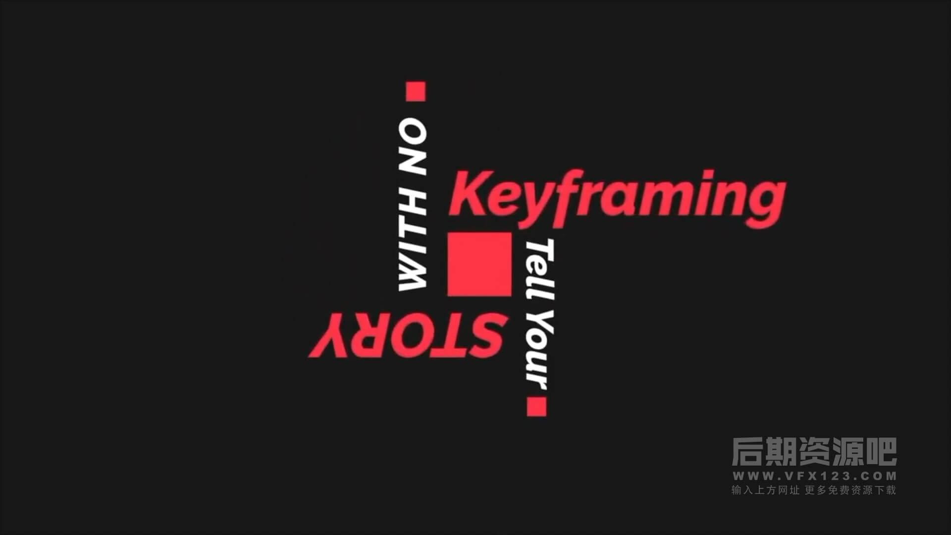 fcpx插件 25种滚动翻转动画效果字幕标题预设 Kinetic Type Vol. 2
